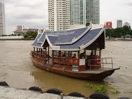Baan Sathorn Chao Phraya Boat