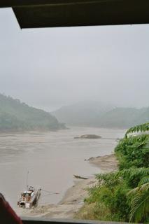 Mekong an der Lao-Thai Grenze