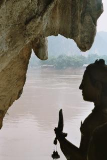 Mekong near Luang Prabang