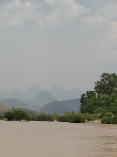 Nam Ou northern Lao