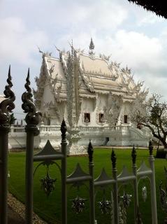 Protected Wat Rong Khun