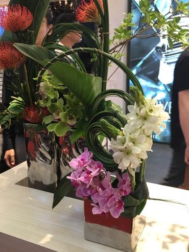 Flower arrangement Kallista