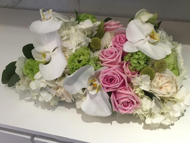 Kallista flowers