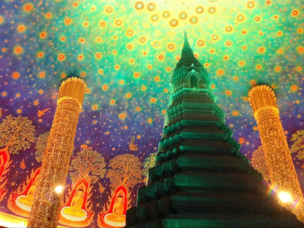 Wat Pak Nam Bangkok
